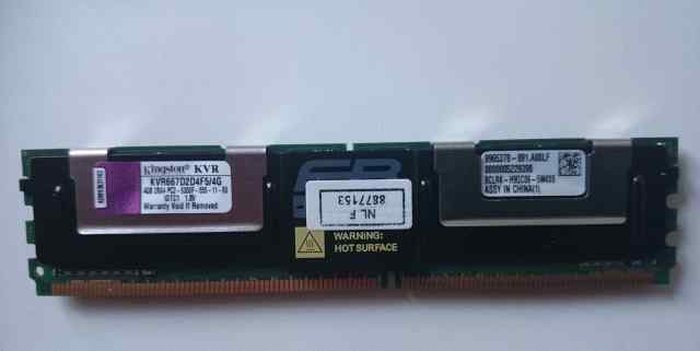 память серверную Kingston 4GB Transcend 4GB