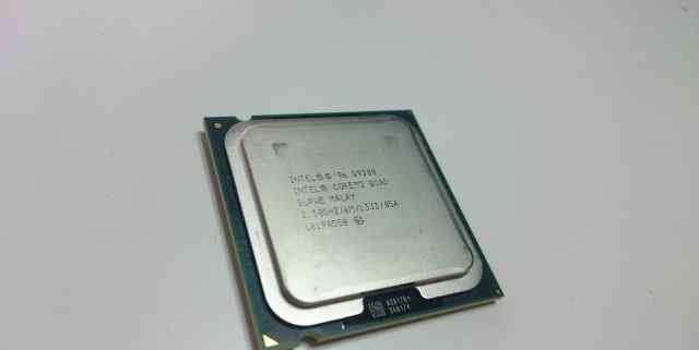 процессор Intel Q9300 Core2 quad