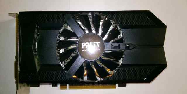 Palit GeForce GTX 660 2048Mb