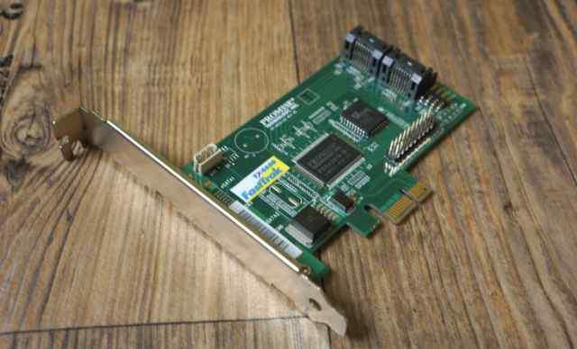 Raid-контроллер Promise FastTrak TX4650 PCI-E PCIe