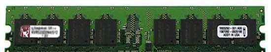 DDR 2 /256mb