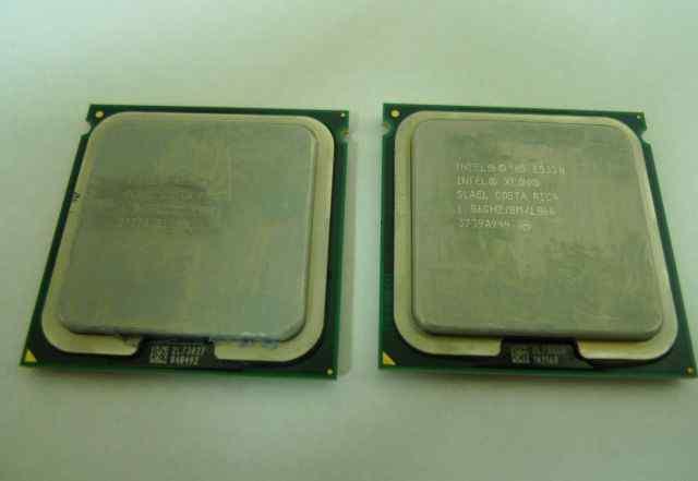 Пара Xeon QC E5320 slael 1.86GHz для HP G5