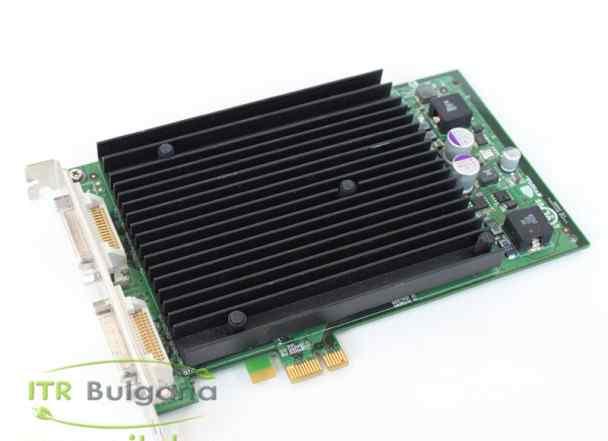 Nvidia Quadro NVS 440 на 4 монитора