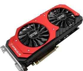 GeForce GTX980 Palit Super JetStream PCI-E 4096Mb