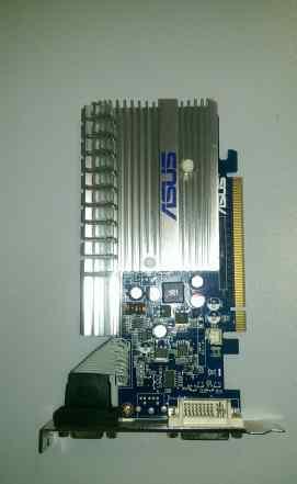 Видеокарта asus EN8400GS 512Мб, DDR2