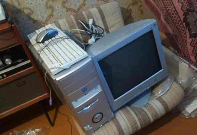 Компьютер в комплекте