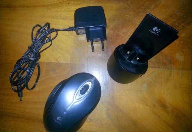 Мышка беспроводная Logitech MX500