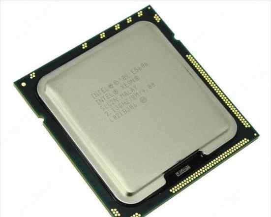 Intel Xeon Processor E5606