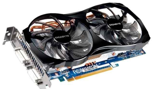 Gigabyte GeForce GTX 560 810Mhz PCI-E 2.0 1024Mb 4