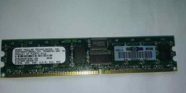 Продаю оперативную память для серверов HP