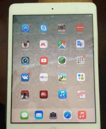 iPad mini 32Gb wi-fi, cellular 3G, хор. Сост