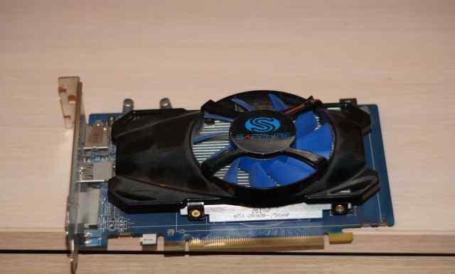 Видеокарта Sapphire Radeon HD 7750