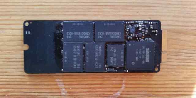 SSD MacBook Pro Retina 2012