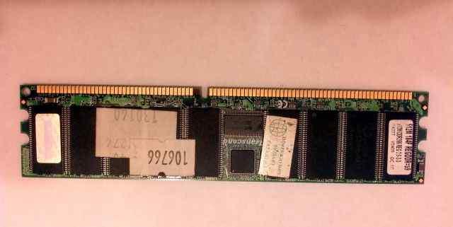 Память Transcend 512Mb DDR266