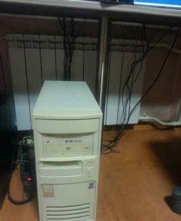 Системный блок + монитор 19