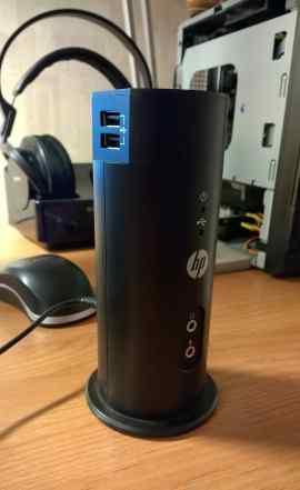 USB док станция HP hstnn-G01X