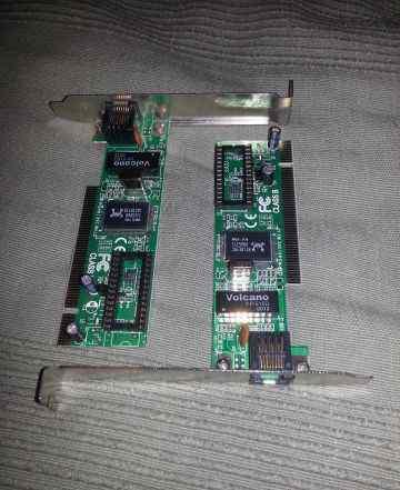 Сетевые карты PCI на легендарном Realtek 8139c