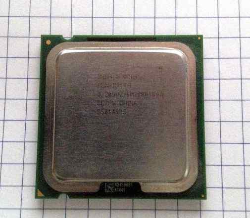 Intel Pentium4 3.2Ghz/1M/800 LGA 775 3шт