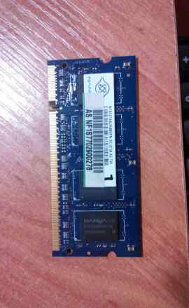 Память для ноутбука DDR2 PC2-5300 667MHz 512Mb