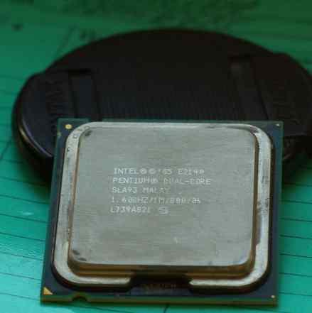 Процессор Pemtium, Dual-Core и Celeron D LGA775