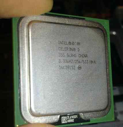 Celeron D 355 3.33GHz LGA 775 84W