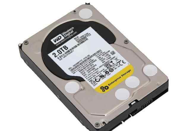 Western Digital RE SATA 6 Gb 2 Tb WD2000fyyz