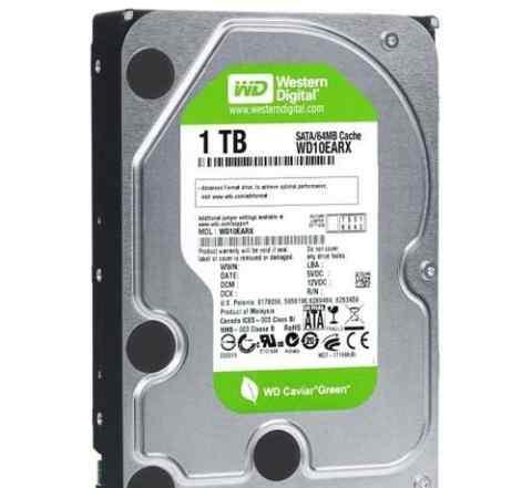 Жесткие диски Western Digital WD10earx
