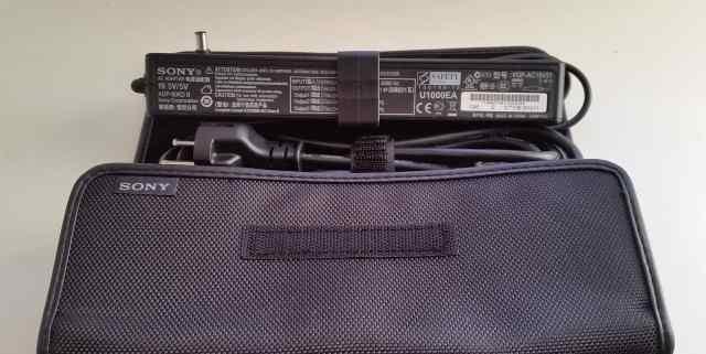Новое зарядное устройство для ноутбука Sony Vaio