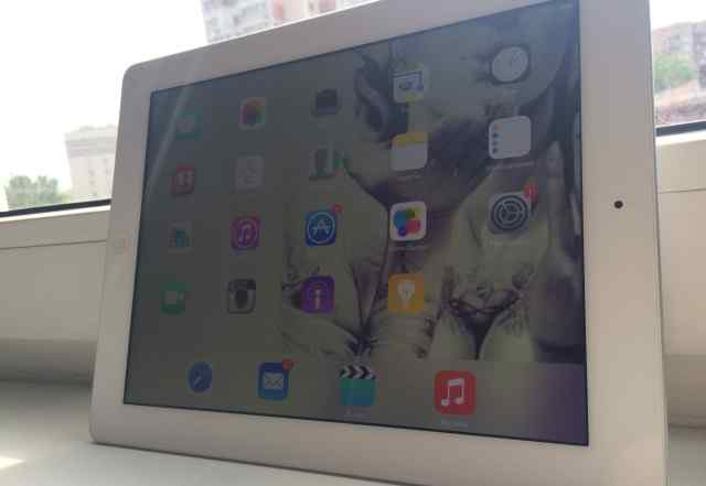 iPad 4 16gb Wi-Fi