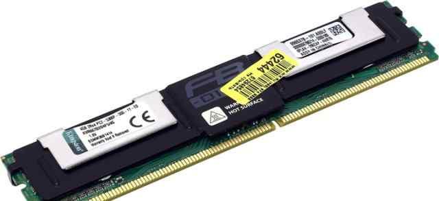 Kingston KVR667D2D4F5/4G DDR-II PC2-5300 ECC CL5