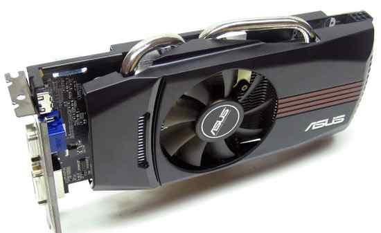 Видеокарта GeForce GTX 650 DC 1024MB gddr5