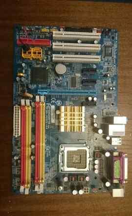 Gigabyte GA 945 pls3 775 socket