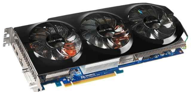 Gigabyte Radeon R9 280X PCI-E 3.0 3072Mb