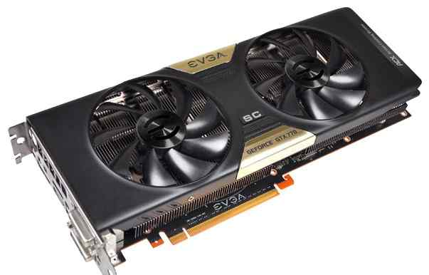 Evga GeForce GTX 770