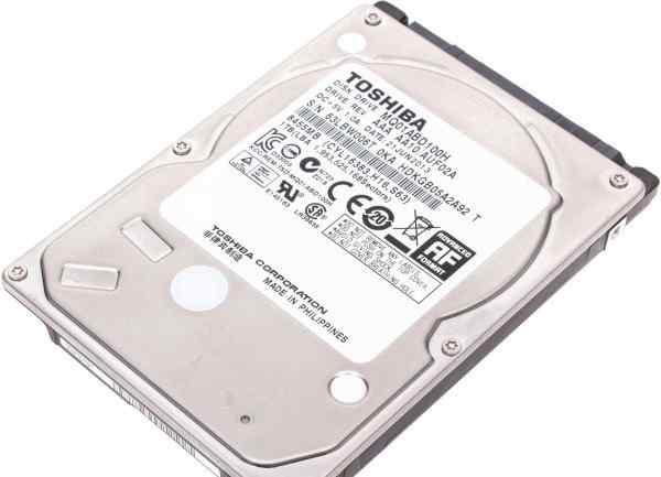 Жесткий диск для ноутбука 2.5 1 Tb