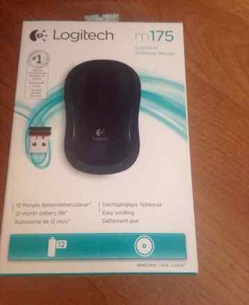 Новая мышь logitech m175 и microsoft