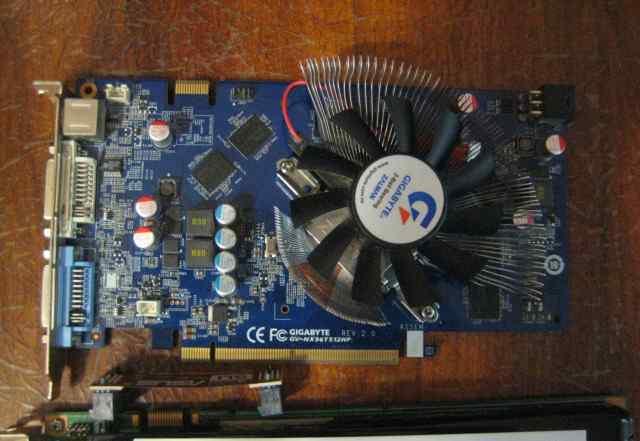 GeForce 9600GT Gigabyte GV-NX96T512HP