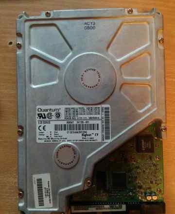 Жесткий диск IDE Quantum Bigfoot 6480AT 6 Гб