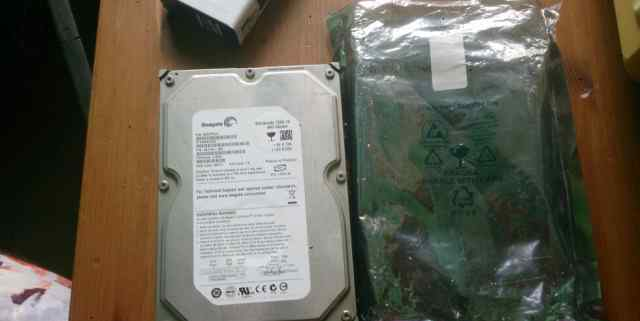Жесткий диск Seagate barracuda 7200.10 400 гб