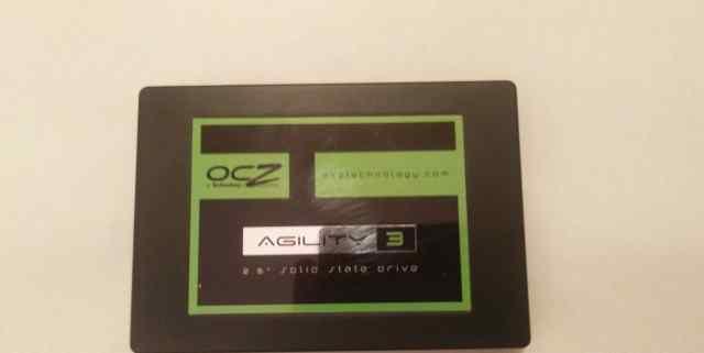 SSD OCZ Agility 3 SATA III 120Gb