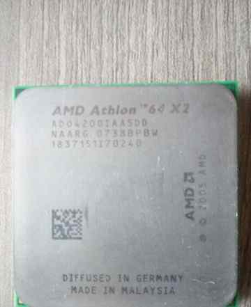 Процессор AMD Athlon 64 x2 4200