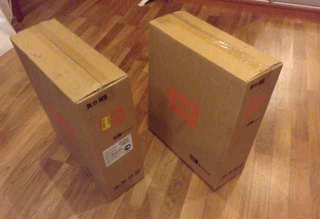 Продаю 2 компьютерных корпуса inwin BL634 новые