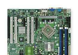SuperMicro X7SBE-B (серверная мать)