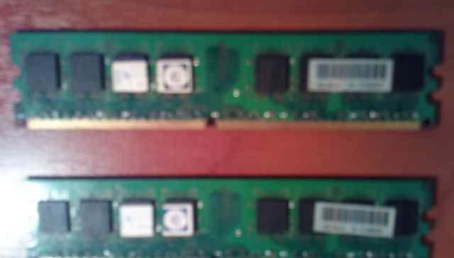 DDR-2 2Gb PC2-6400 Samsung