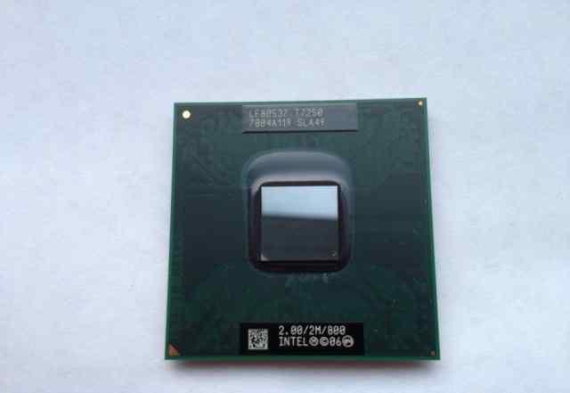 Intel Core2 Duo Processor T7250 2M 2.00 800
