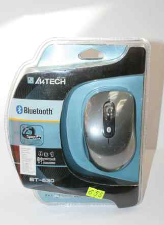 Мышь A4Tech BT-630 Bluetooth