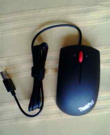 Продаю мышку Lenovo проводную, новую
