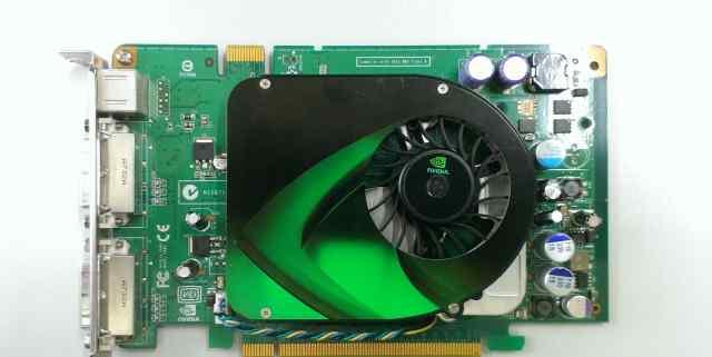 Видеокарта Dell GeForce 8600 Gt 256MB PCI-E