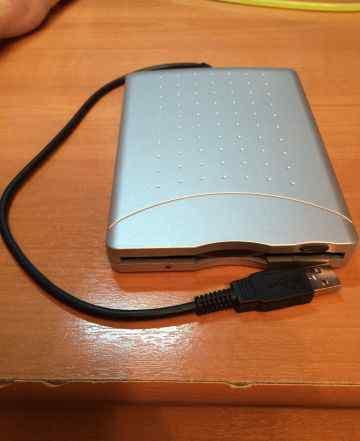 Внешний флоппи-дисковод NEC UF0002