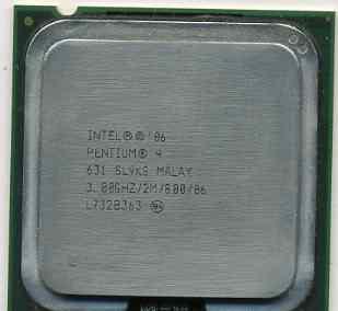 Процессор Pentium4 3 Ghz, Socket 775 + Cooler 4Pin